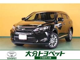 トヨタ ハリアー 2.0 プレミアム 4WD 純正7インチSDナビ バックモニター