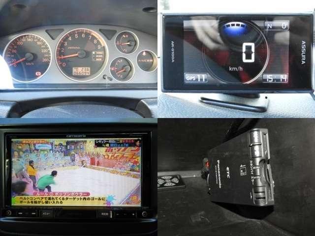 フジツボマフラー 希少サンルーフ  SDナビ レーダー探知機 地デジTV ETC バックカメラ サンルーフ Bluetoothオーディオ HKS EVC 6速MT MIVECターボ