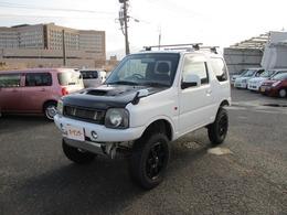スズキ ジムニー 660 XC 4WD リフトアップ