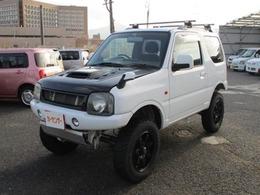 スズキ ジムニー 660 XC 4WD ETC/リフトアップ/社外マフラー