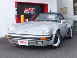 ポルシェ 911 スピードスター ファクトリーターボルック