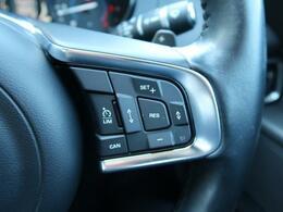 アダプティブクルーズコントロール『ミリ波レーダー、ステレオカメラにより先進のクルージングをサポート。LKA(レーンキープアシスト)も内蔵。安心・快適なドライブを♪』