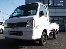 スバル サンバートラック 660 TB 三方開 4WD 走61000・5MT・エアB・切替4WD
