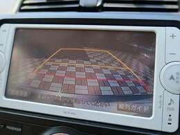便利な【バックモニター】も装備されております。駐車が苦手な方でも安心して安全確認ができるオススメ機能です。