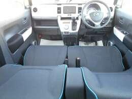 お出掛けの際に車内でひと休みできます。
