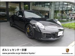 ポルシェ 911 タルガ4 GTS PDK 2018モデル PCCB 認定中古車