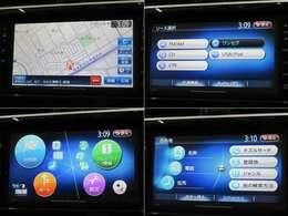 三菱純正メモリーナビ(MMCS)J-11 ワンセグTV CD再生可能 SD録音&再生可
