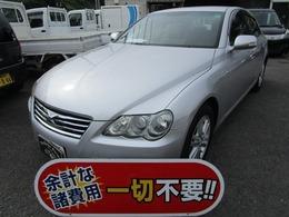 トヨタ マークX 2.5 250G ETC記録簿
