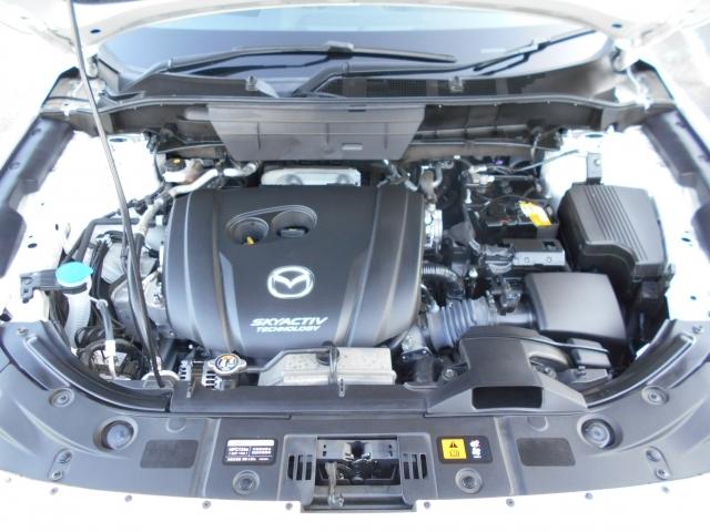 2.5L直列4気筒DOHC16バルブエンジンはアクセルレスポンスに優れ、アクセルを踏んだ分だけ素直に加速してくれる素性の良いエンジンです!キビキビした気持ちのよい走りと低燃費を両立したエンジンです!