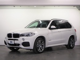 BMW X5 xドライブ 35d Mスポーツ 4WD 1オーナー セレクトパッケージ 純正OP20AW
