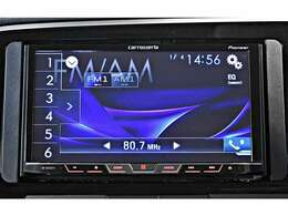 AVメインユニット(PIONEER製カロッツェリアFHー9200DVD)※Bluetoothオーディオ&ハンズフリー対応/CD&DVD再生機能