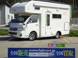 トヨタ ハイエース キャンピングカー アネックスリバティLE52 LTD-ED