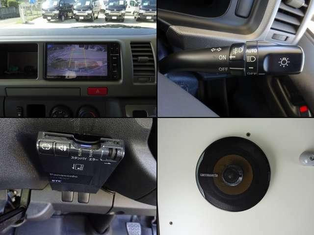 ナビゲーション・CN-RS01WD バックカメラ ETC(1.0)