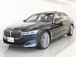BMW 7シリーズ M760Li xドライブ V12 エクセレンス 4WD 後期SR本革RモニタナイトVクールBリモートP