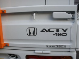 人気のアクティ4WD!走りの5速しか選択できません!