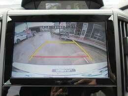 純正バックカメラ付き♪ ガイド線付きバックカメラで駐車も安心ですね♪ 広角のカメラを装着されております♪