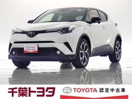 トヨタ C-HR 1.2 G-T 4WD トヨタ認定中古車 新品タイヤ4本交換付