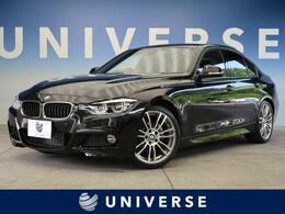 BMW 3シリーズ 318i Mスポーツ ドライビングアシスト 純正OP19インチAW