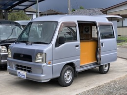 スバル サンバー 660 トランスポーター 4WD キッチンカー 移動販売車 オートマ