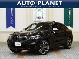BMW X4 M40i 4WD 1オーナー/禁煙/パノラマサンルーフ