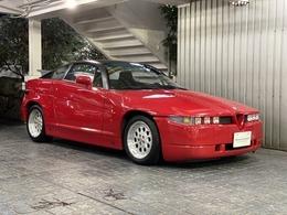 アルファ ロメオ アルファSZ 1990モデル