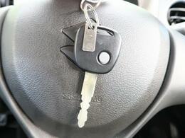 【キーレスエントリーキー】ボタンひとつでドアロックの開閉が可能です。弊社推奨のセキュリティをつければさらにお車をしっかり守れること間違いなし☆