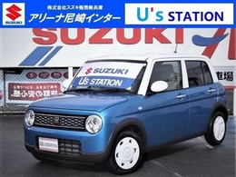 スズキ アルトラパン 660 Sセレクション 全方位M・運助手席シートヒーター