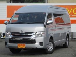 トヨタ ハイエース 2.7 グランドキャビン 4WD フルセグナビ/Bカメラ/ETC