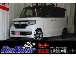 ホンダ N-BOX 660 G L ターボ ホンダセンシング ホンダセンシング・前後ドラレコ