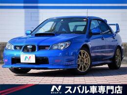 スバル インプレッサSTI 2.0 WRX 4WD MT 鷹目 HDDナビ