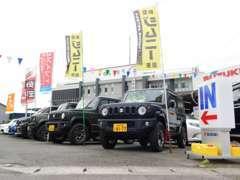★人気の軽自動車(未使用車)&コンパクト&ミニバン★人気の低燃費車も多数取り揃えております!次々と新型を入荷しています!