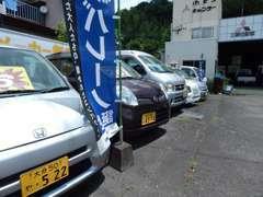 下取り車をリーズナブル価格でのご提供の為、価格には自信があります!!