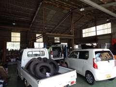 大型認証整備工場完備!!44年の信頼と実績で安心をご提供致します。