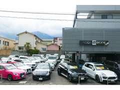 国産車はもとより、世界各メーカーの新車・中古車もご用命下さい