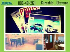 新車販売も行っております!中古車の注文販売もOKです!全国からこだわりの1台をお探しいたします。