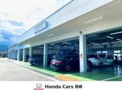 当社の一流整備士がハイブリット車から軽自動車までお客様のお車を徹底整備!!