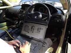 BMW / MINI専用診断機 コーディングも可能です!