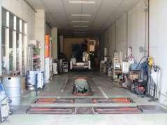 四国運輸局長指定の工場で安心整備。