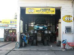 タイヤ交換、オイル交換、エンジンコンピューター診断、もOK。