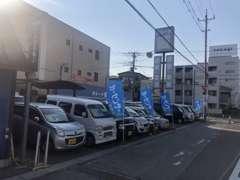 旧中仙道沿い、最寄りの北大宮駅より徒歩5分といった好立地!
