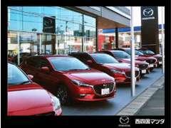 CXシリーズをはじめ話題の新車を常時展示しています。*営業時間*10時~18時15分(サービス受付は17時45分まで)