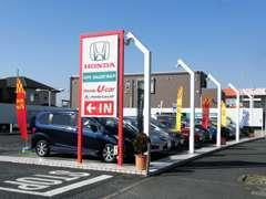 コンパクトカーを中心に皆様のご来店をお待ちしております。