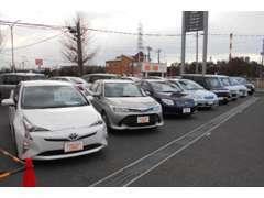 特選U-Carを展示しています。総在庫約900台の中からお車も検索出来ますので、お気軽にご相談ください。