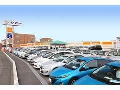 様々な種類の在庫がございます!きっとあなたが欲しいクルマがあると思います☆千葉県でトヨタの中古車ならお任せください!