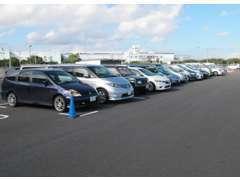 Honda車以外のメーカーも豊富に取り揃えております。