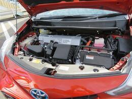 エンジンはよく手入れされとても好調です!これからも長くご愛用いただけます!