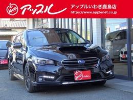 スバル レヴォーグ 2.0 STI スポーツ アイサイト ブラック セレクション4WD 純正ナビ&レカロシート
