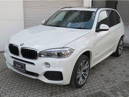 BMW X5 xドライブ 35d Mスポーツ 4WD セレクト&セーフティPKG WSR 20AW 黒革