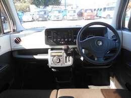インパネシフト CVTです!!視界が良く運転しやすいお車ですよ!