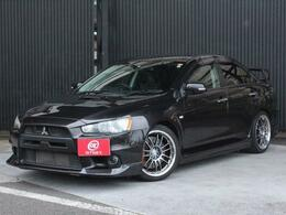 三菱 ランサーエボリューション 2.0 GSR X 4WD RAYS18AW KWSTサス BLITZブーストC